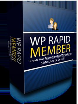 how to create membership login website
